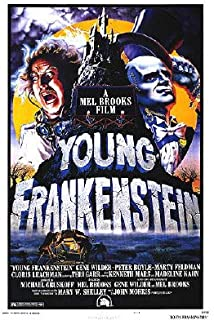 Young Frankenstein - Movie Poster (Regular Style) (Size: 27 inches x 40 inches)