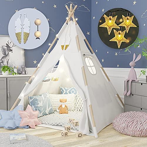 Tenda Indiana per Bambini - Tenda per Bambini Tende per Bambini - casetta per bambini - tenda bambini indiani tenda...
