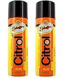 Schaeffer Citrol 266 (16 oz. Spray) Citrus Cleaner/Industrial Degreaser (2 Pack)