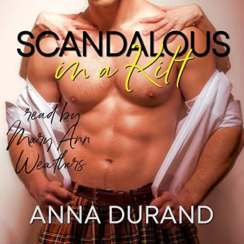 Scandalous in a Kilt audiobook cover art