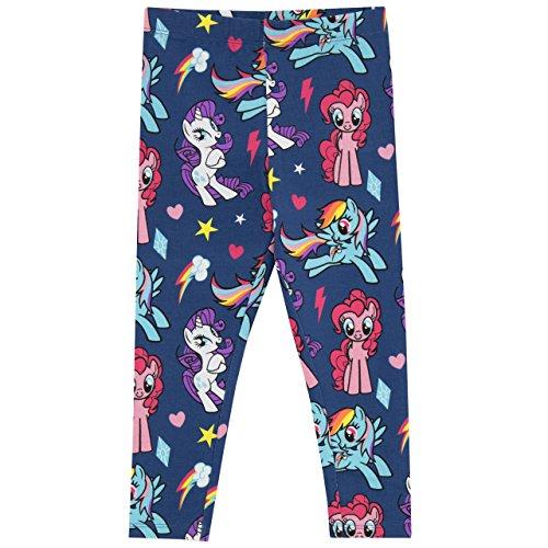 My Little Pony Mi Pequeño Pony - Leggings para Niñas