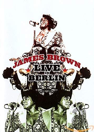 James Brown - Live in Berlin 1988