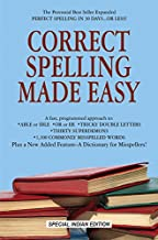 Correct Spelling Made Easy