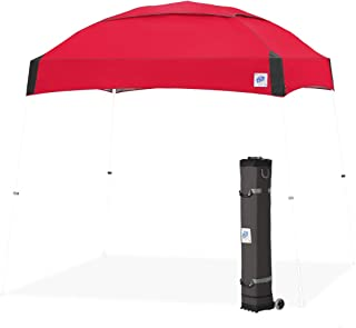 E-Z UP Inc. DM3WH10PN Dome Instant Shelter Canopy, 10 by 10', Punch