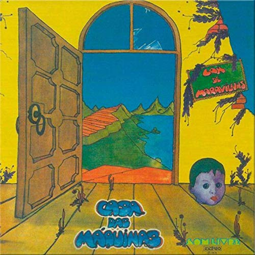 Casa das Maquinas - Lar de Maravilhas [CD]