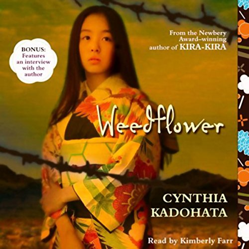 Weedflower cover art