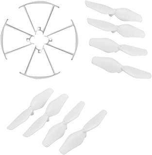 XiaoPengYo Spare Parts Propeller Blade Protective Frame Protection Compatible for Syma X21 X21W X22 X22W Quadcopter