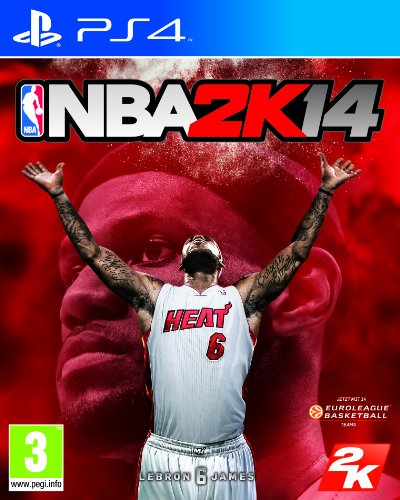 NBA 2K14 [PEGI] - [PlayStation 4]
