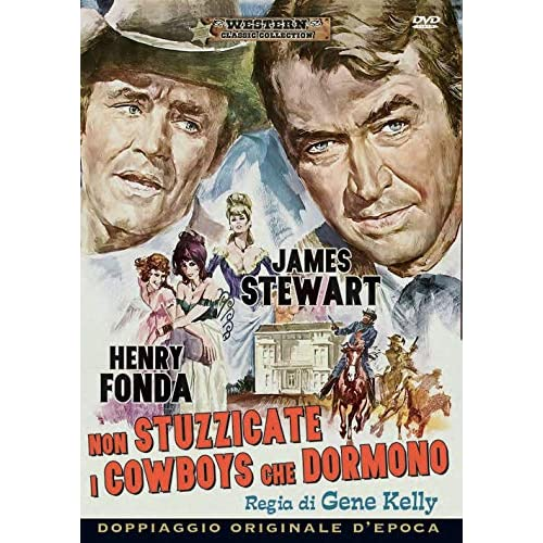 Non Stuzzicare I Cowboy Che Dormono (1970)