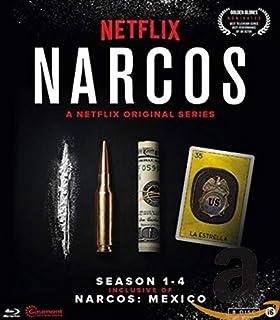 Narcos box 1-4