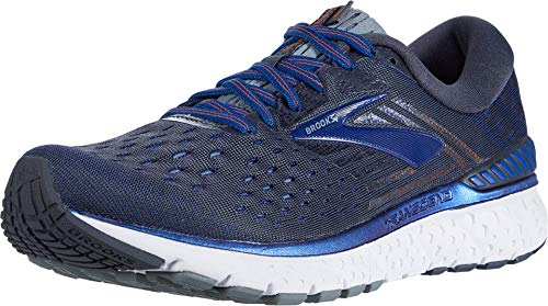 Brooks Transcend 6 Ebony/Blue/Mandarin 9.5 D (M)
