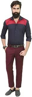 Gurus Fashion Sky Blue Pure Cotton Slim Fit Formal | Casual Shirts for Men | Shirts for Men | Men's Shirts