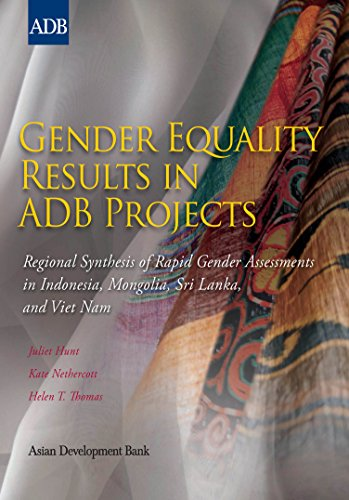 Gender Equality Results in ADB Projects: Regional Synthesis of Rapid Gender Assessments in Indonesia, Mongolia, Sri Lanka, and Viet Nam (English Edition)