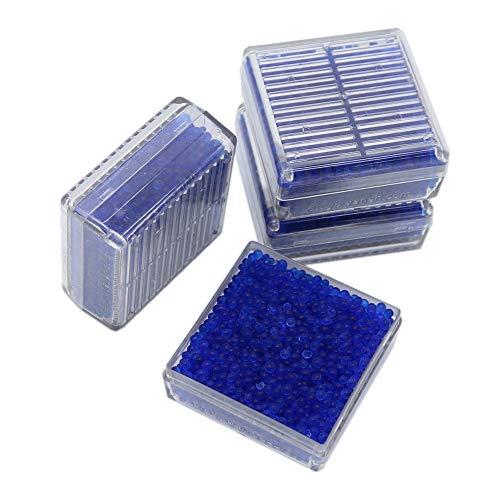 4PCS Useful Silica Gel Trockenmittel Luftfeuchtigkeit Feuchtigkeit absorbieren Box wiederverwendbar