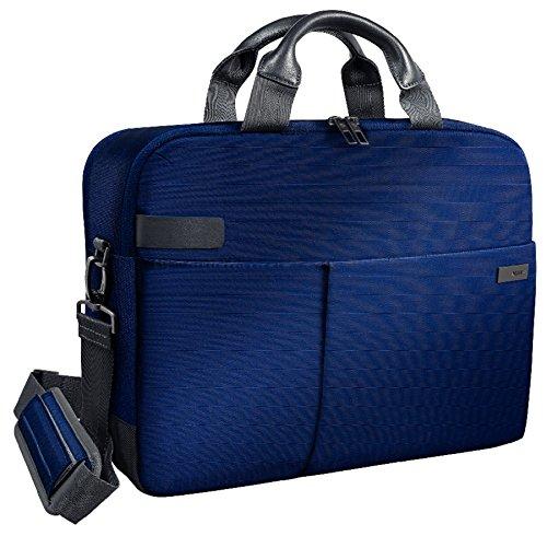 Leitz Business Laptop Tasche 15.6 Zoll, Geeignet für Laptop oder Ultrabook, Smart...