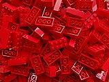 LEGO Bricks: Red 2x4. PartE 3001 (X 25) di LEGO