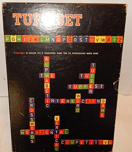 Tuf Abet Interlocking Word Game