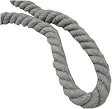 Natural Twisted Jute Rope (20M) for Decor,Pet Toys,Crafts & Indoor Outdoor Use,J
