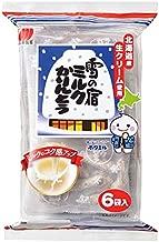 三幸製菓 雪の宿ミルクかりんとう 120g ×6袋