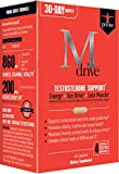 Mdrive Prime Testosterone Support with DHEA, KSM-66 and Cordyceps