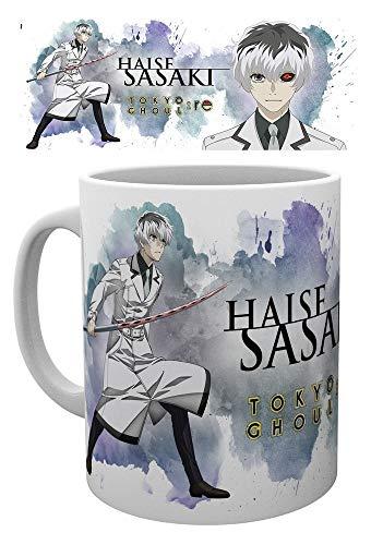 GB Eye LTD, Tokyo Ghoul RE, Haise Sasaki, Taza