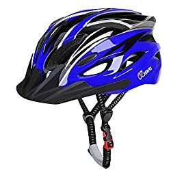 JBM Adult Cycling Bike Helmet Specialized for Men Women Safety Protection CPSC Certified (18 Colors) Adjustable Lightweight Helmet
