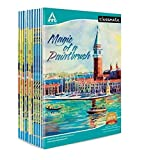Classmate Long Notebook - 140 Pages, Single Line, 297mm x 210mm (Pack of 12)