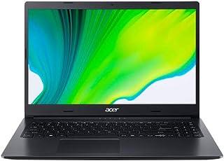 Acer Aspire A315-23-R8AP AMD Ryzen 5 3500U 15,6 pcs 8 GB DDR4 256 GB SSD W10 Negro, NX.HVTEF.00N