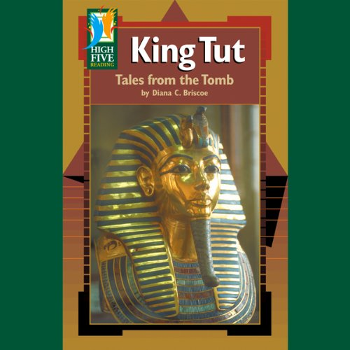 King Tut audiobook cover art