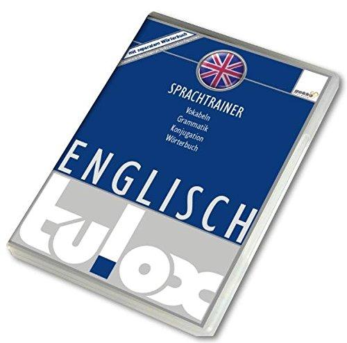 tulox Sprachtrainer Englisch - Vokabeltrainer, Konjugations- und Grammatiktrainer mit großem vertontem E-Großwörterbuch