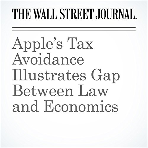 Apple's Tax Avoidance Illustrates Gap Between Law and Economics cover art