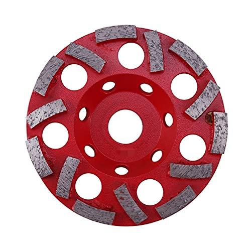 TIANXIANG canjiao Shop 125 mm Diamante Discos Double Turbo Abrasives Concreto Herramienta Grinder Rueda Rueda Corte Rueda Rueda Taza