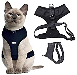 5 Best Cat Harnesses For No Escapes 2019 | Buyer's Guide & Reviews