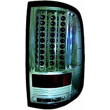 IPCW LEDT-304CS Platinum Smoke LED Tail Lamp Pair