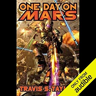 One Day on Mars cover art