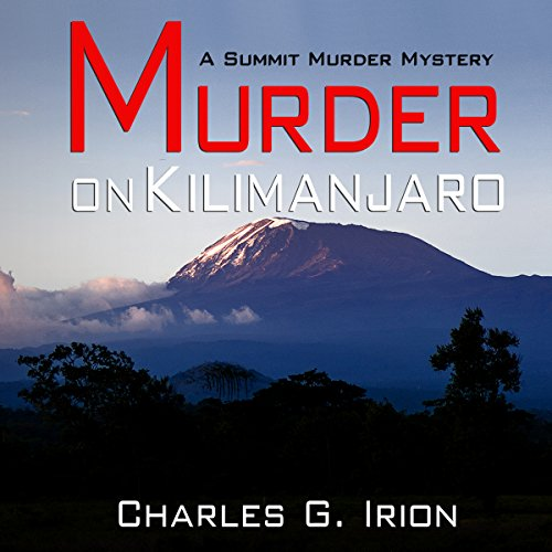 Murder on Kilimanjaro audiobook cover art