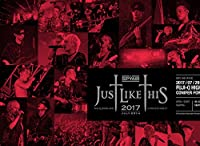JUST LIKE THIS 2017(初回生産限定盤) [DVD]