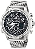 Citizen JY8030-83E - Reloj para Hombres, Correa de Acero Inoxidable Color Plateado
