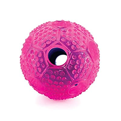Interactive Dog Toys by FurryFido, Tough/Durable/Indestructible/Tuffy dog toys ball and treat dispensing for Dogs/CatsFunny Dog Puzzle Made by Nontoxic Themoplastic Rubber