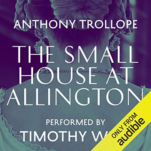 The Small House At Allington copertina