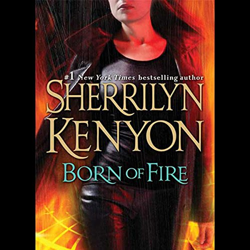 Born of Fire audiobook cover art