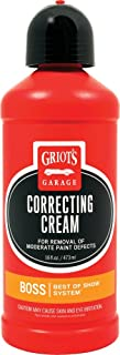Griot's Garage B120P BOSS Correcting Cream 16oz