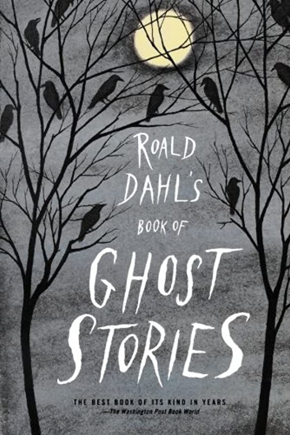 無効にする日焼け遮るRoald Dahl's Book of Ghost Stories