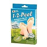 1-2 Peel - Hornhautsocke - Streichelzarte Füße mit nur einer