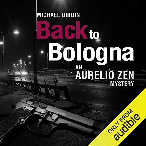 Aurelio Zen: Back to Bologna  cover art