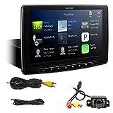 ALPINE iLX-F309 9' Car Digital Media Bluetooth Receiver w/ CarPlay/HDMI+Camera
