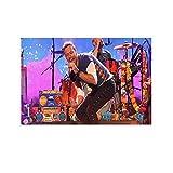 Coldplay Band Chris Martin Poster Dekoration Gemälde