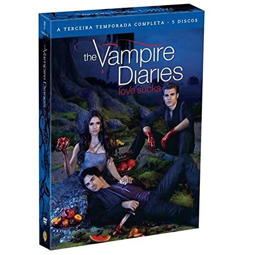 The Vampire Diaries - 3ª Temporada Completa