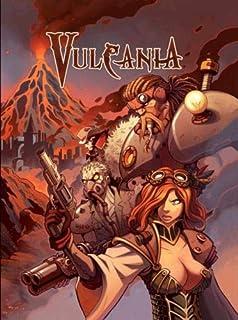 Vulcania - manuale base