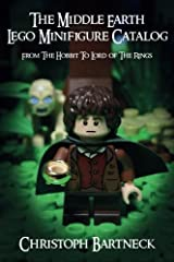 The Middle Earth LEGO Minifigure Catalog: From The Hobbit To Lord of The Rings Paperback